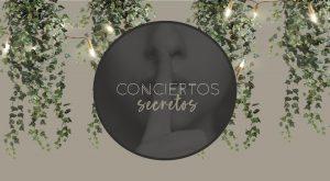 conciertos secretos logo con foto fondo